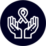 Charity and Care Industry Insurance Icon