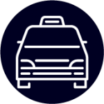 Commercial Motor Insurance Icon